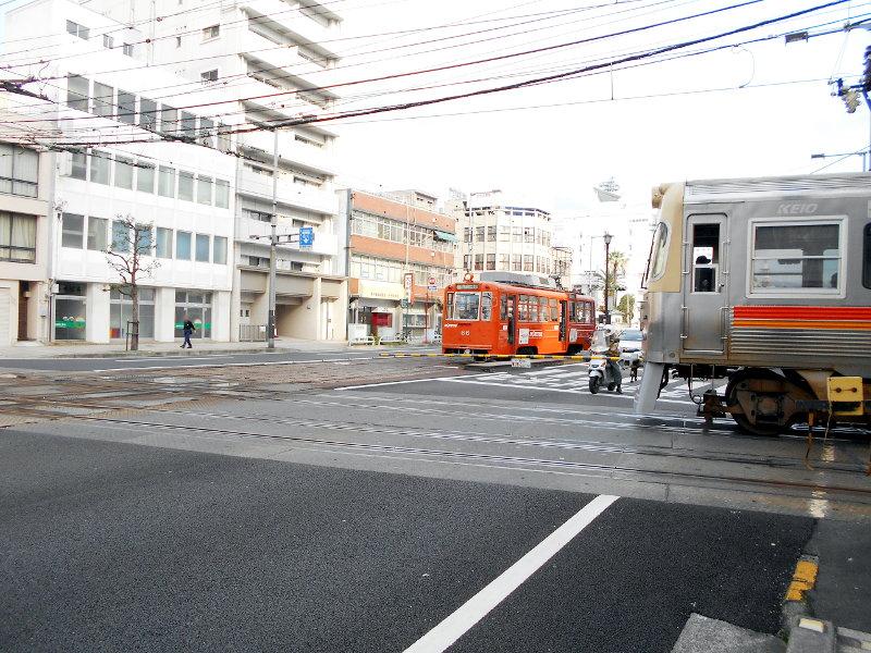 行くぞ!松山2016冬その17・市駅から松山駅へ-8740