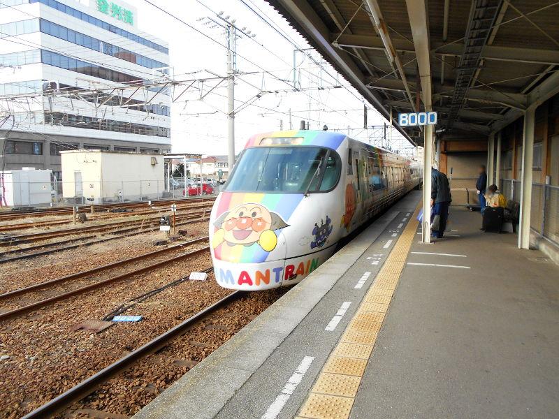 行くぞ!松山2016冬その19・いしづち22号で高松へ-8909