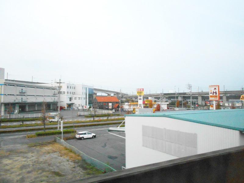 行くぞ!松山2016冬その19・いしづち22号で夕景を観ながら高松へ-8933