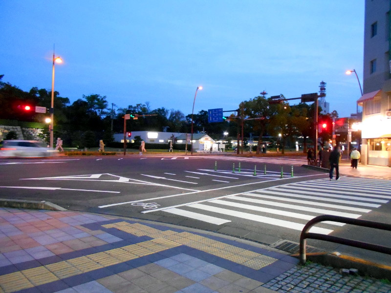 行くぞ!松山2016冬その20・クリスマスの高松アーケード街-9003