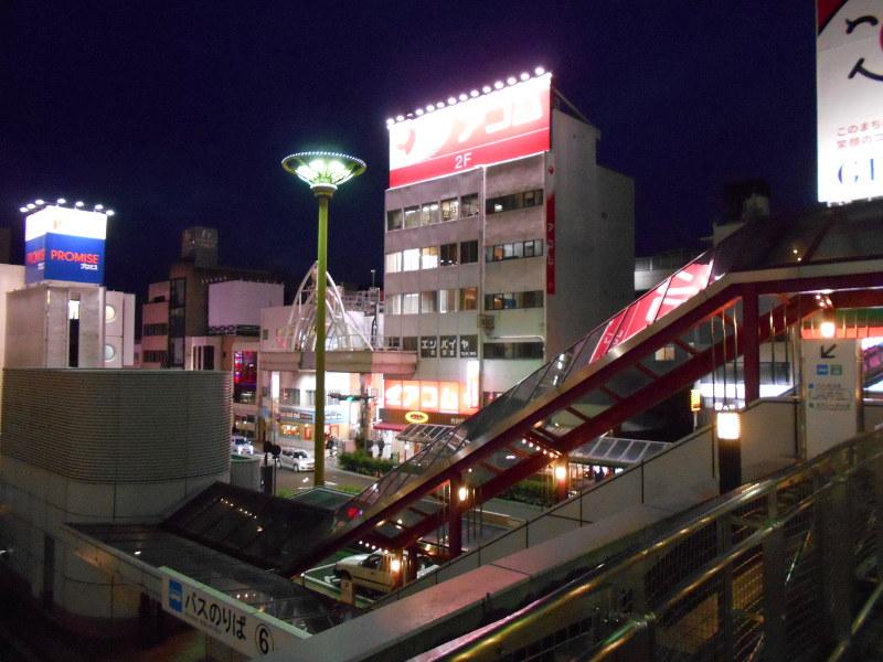 行くぞ!松山2016冬その20・クリスマスの高松アーケード街-9009