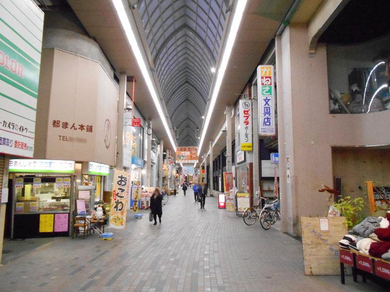 行くぞ!松山2016冬その20・クリスマスの高松アーケード街-9010