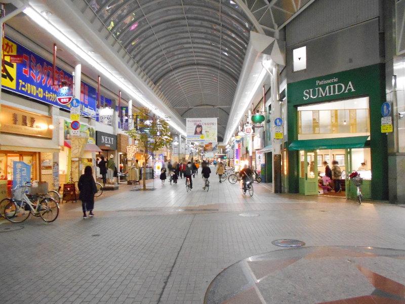 行くぞ!松山2016冬その20・クリスマスの高松アーケード街-9016