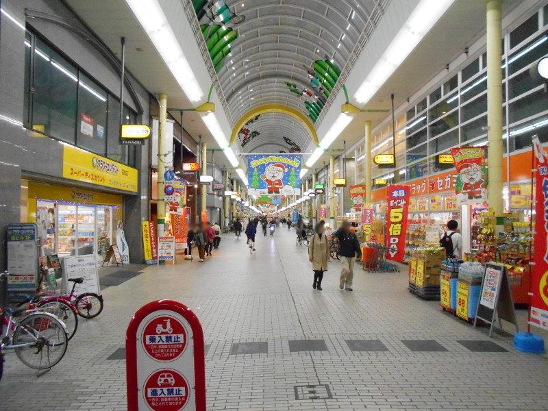 行くぞ!松山2016冬その20・クリスマスの高松アーケード街-9017