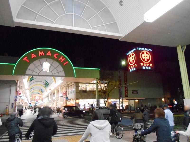 行くぞ!松山2016冬その20・クリスマスの高松アーケード街-9018
