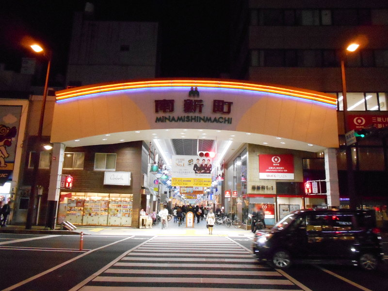 行くぞ!松山2016冬その20・クリスマスの高松アーケード街-9020