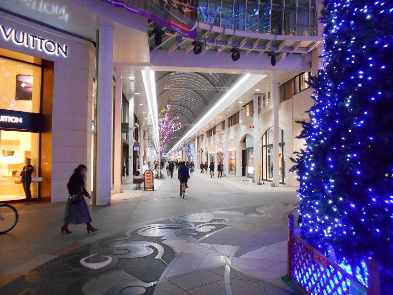 行くぞ!松山2016冬その20・クリスマスの高松アーケード街-9032