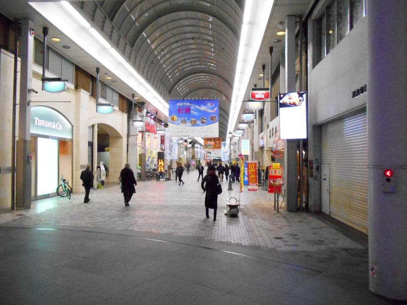 行くぞ!松山2016冬その20・クリスマスの高松アーケード街-9033