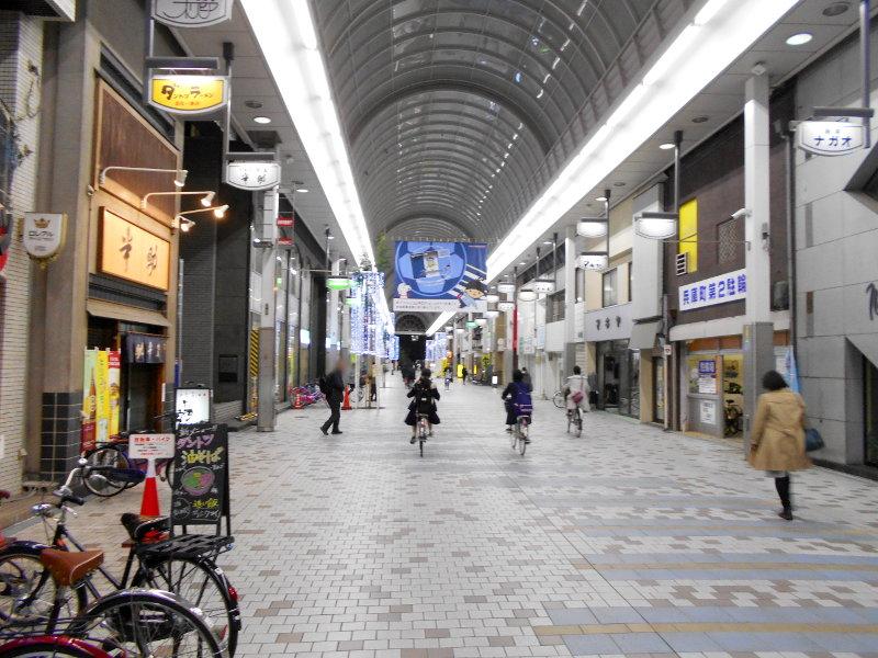 行くぞ!松山2016冬その20・クリスマスの高松アーケード街-9035