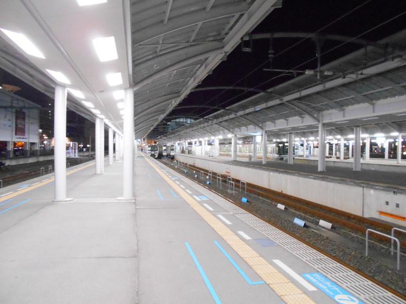 行くぞ!松山2016冬その21・寝台特急サンライズ瀬戸・前編-9109