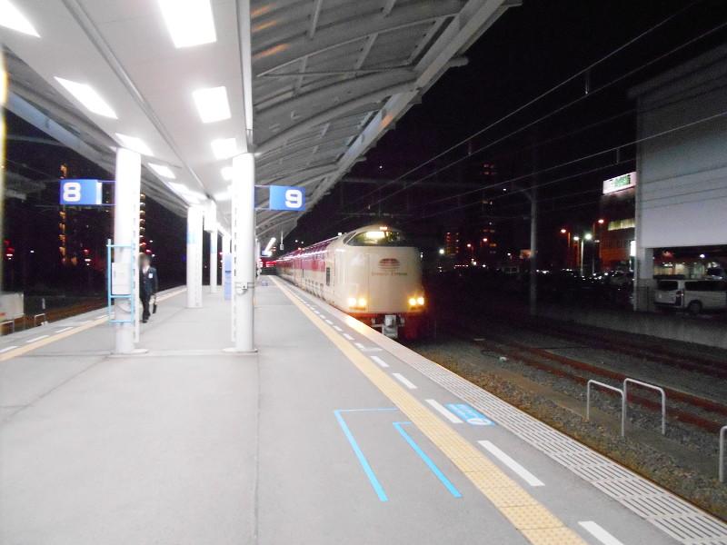 行くぞ!松山2016冬その21・寝台特急サンライズ瀬戸・前編-9110