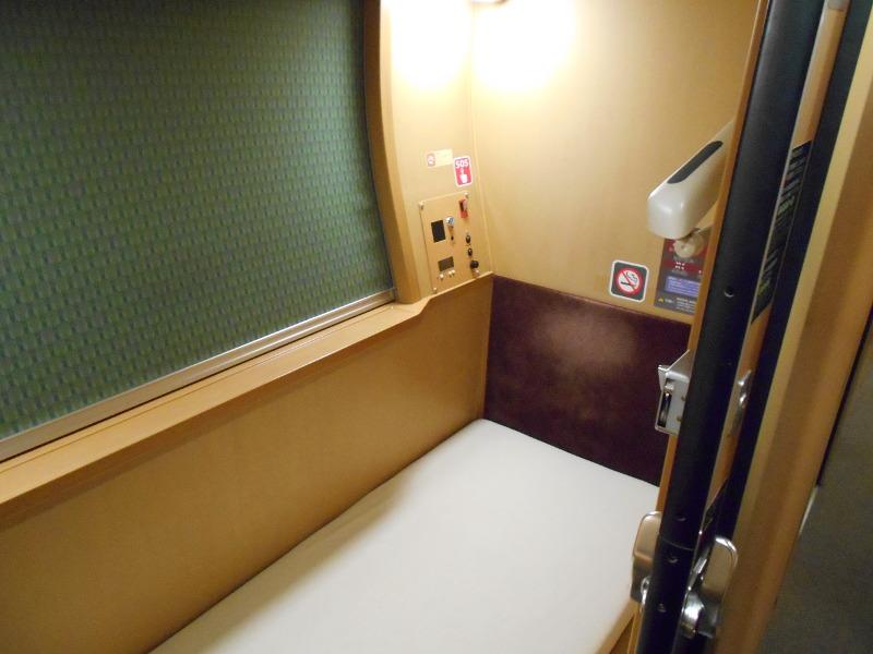 行くぞ!松山2016冬その21・寝台特急サンライズ瀬戸・前編-9120
