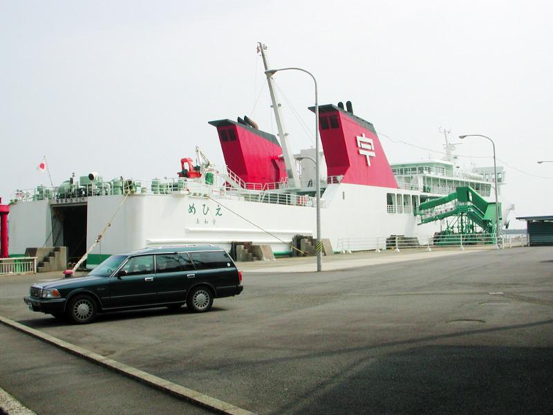 愛媛・八幡浜から松山へ2006-4102