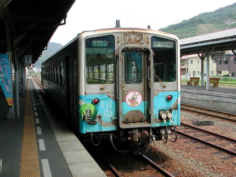 愛媛・八幡浜から松山へ2006-4105