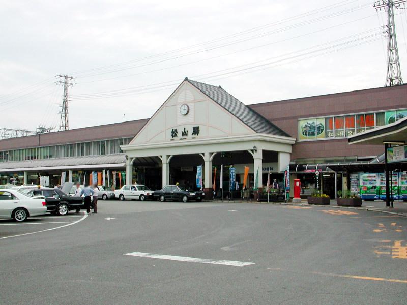 愛媛・八幡浜から松山へ2006-4111