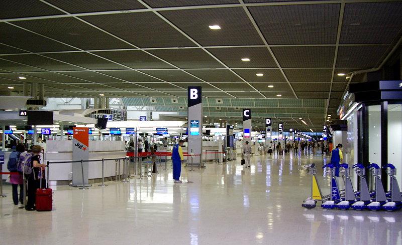 シルクロード一人旅「我的長征2006」その1・香港へ-0103