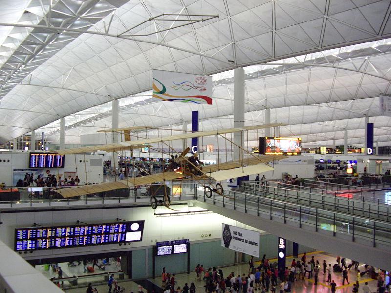 シルクロード一人旅「我的長征2006」その1・香港へ-0107