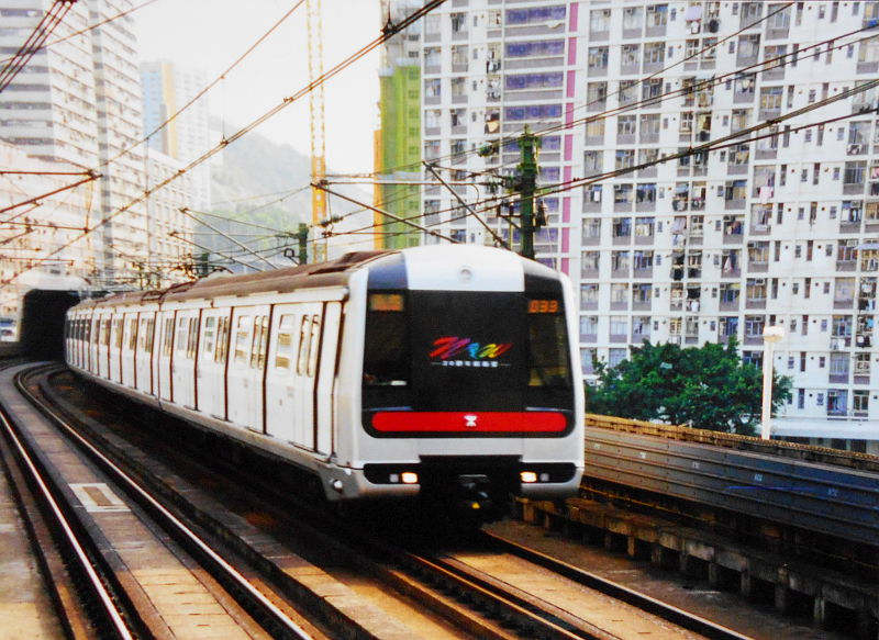 シルクロード一人旅「我的長征2006」その1・香港へ-0112