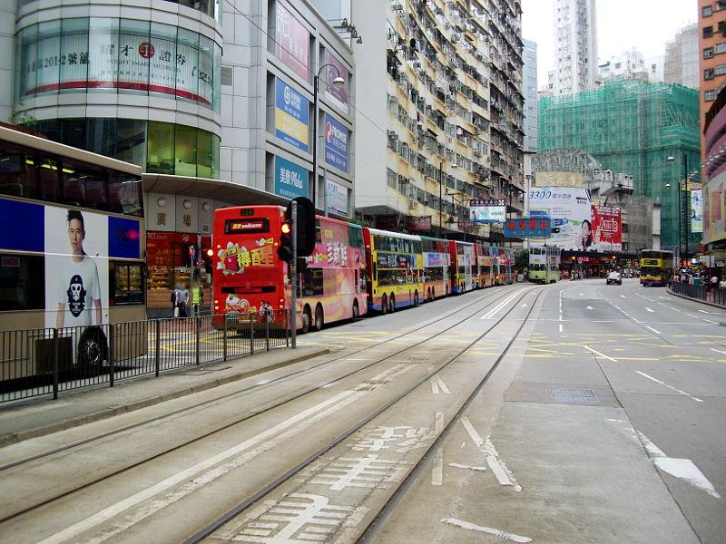 シルクロード一人旅「我的長征2006」その1・香港へ-0114