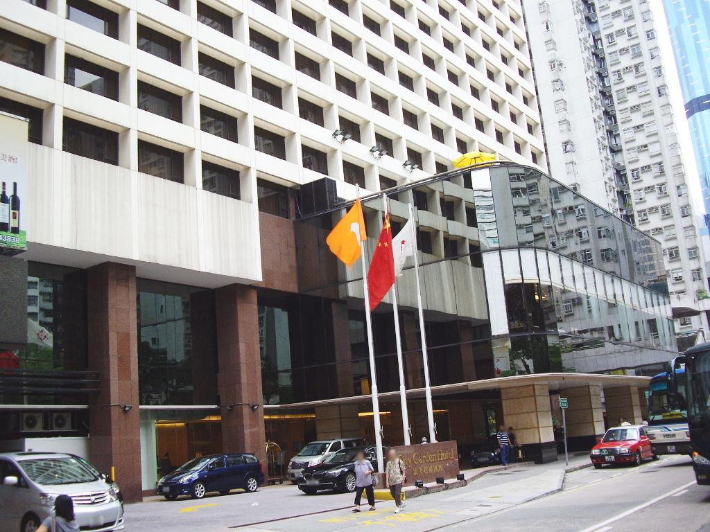 シルクロード一人旅「我的長征2006」その1・香港へ-0115