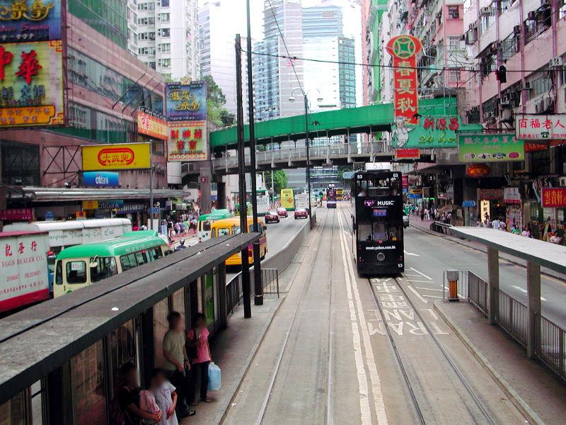シルクロード一人旅「我的長征2006」その2・香港・観光とグルメ-0203