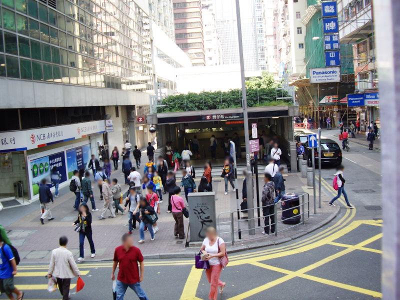 シルクロード一人旅「我的長征2006」その2・香港・観光とグルメ-0204