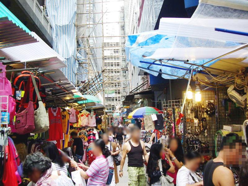 シルクロード一人旅「我的長征2006」その2・香港・観光とグルメ-0205