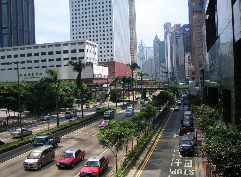 シルクロード一人旅「我的長征2006」その2・香港・観光とグルメ-0206