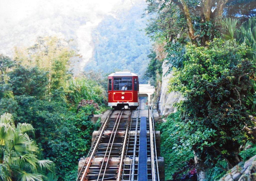 シルクロード一人旅「我的長征2006」その2・香港・観光とグルメ-0213