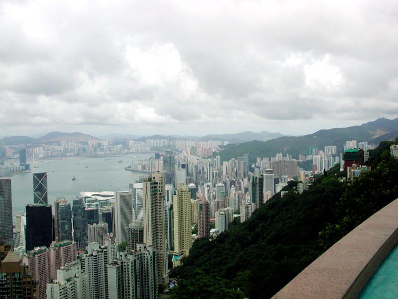 シルクロード一人旅「我的長征2006」その2・香港・観光とグルメ-0214