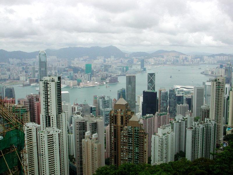 シルクロード一人旅「我的長征2006」その2・香港・観光とグルメ-0215