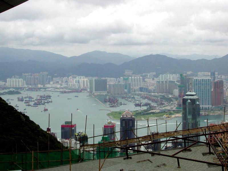 シルクロード一人旅「我的長征2006」その2・香港・観光とグルメ-0216