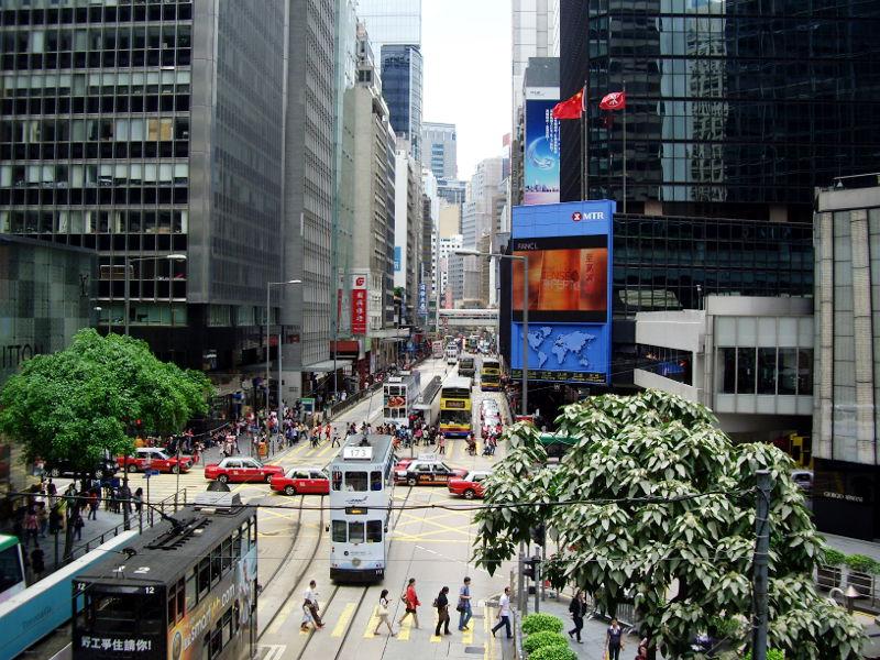 シルクロード一人旅「我的長征2006」その2・香港・観光とグルメ-0218