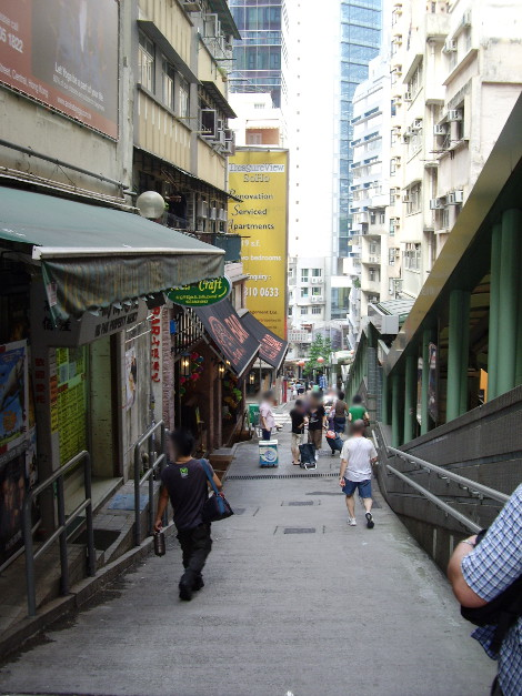 シルクロード一人旅「我的長征2006」その2・香港・観光とグルメ-0221