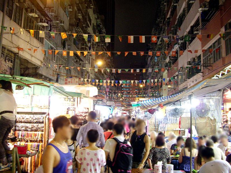 シルクロード一人旅「我的長征2006」その2・香港・観光とグルメ-0225