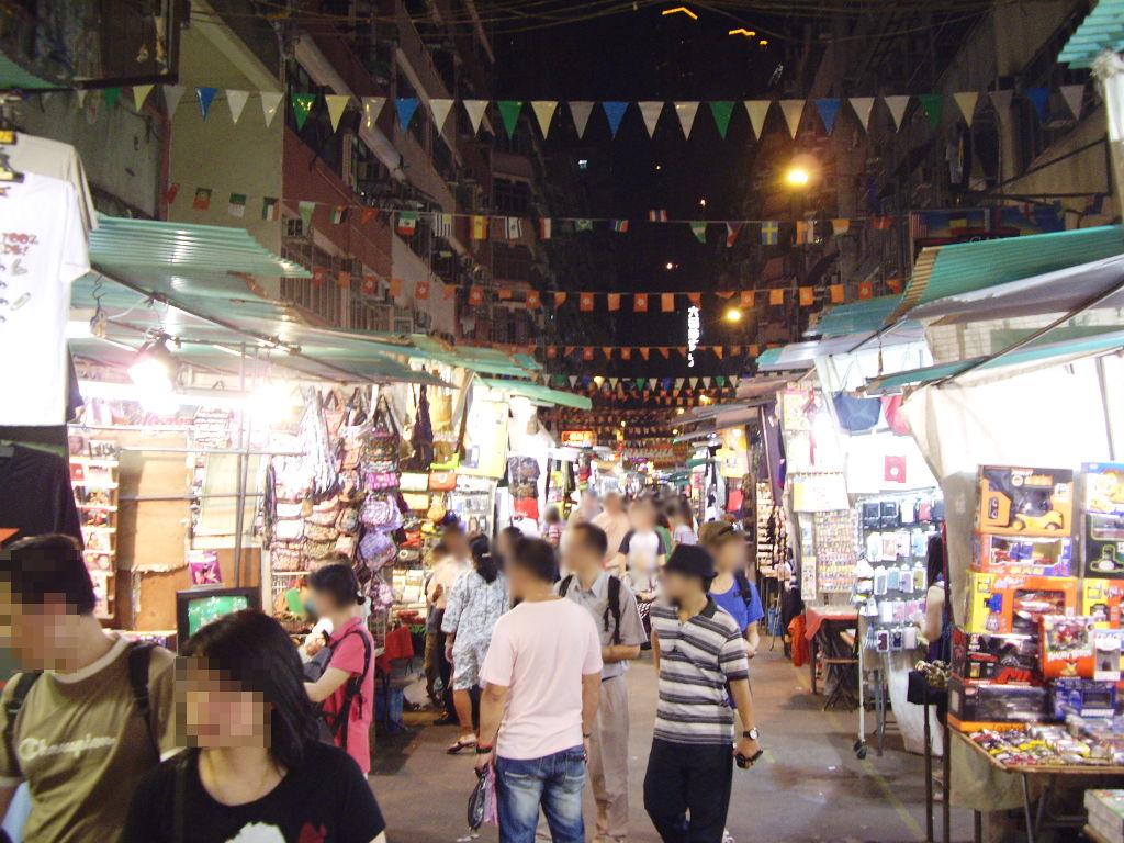 シルクロード一人旅「我的長征2006」その2・香港・観光とグルメ-0233