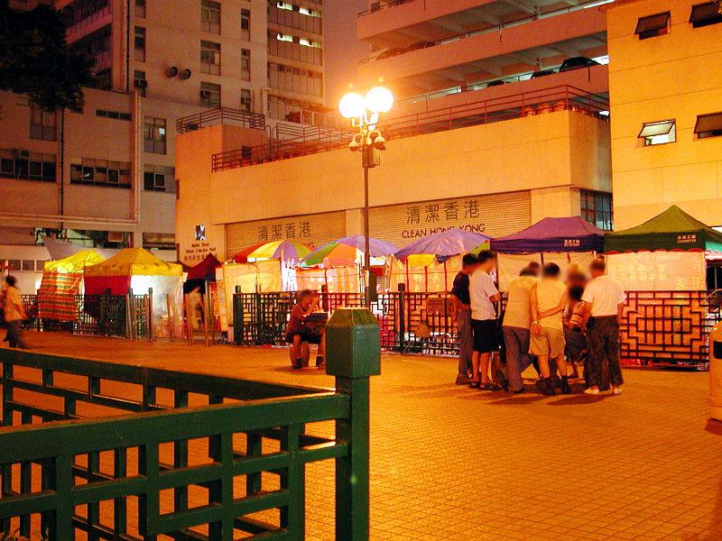 シルクロード一人旅「我的長征2006」その2・香港・観光とグルメ-0235