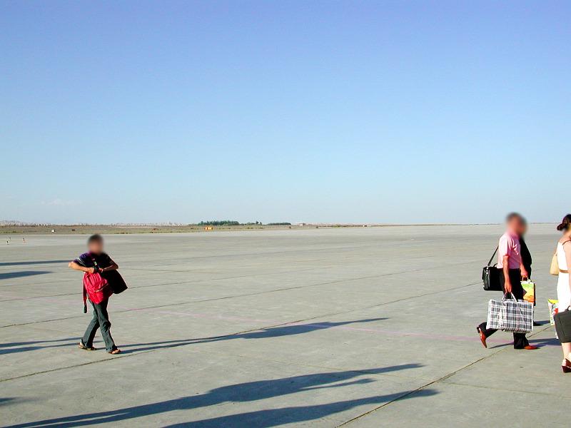 シルクロード一人旅「我的長征2006」その7・カシュガルへ-0714