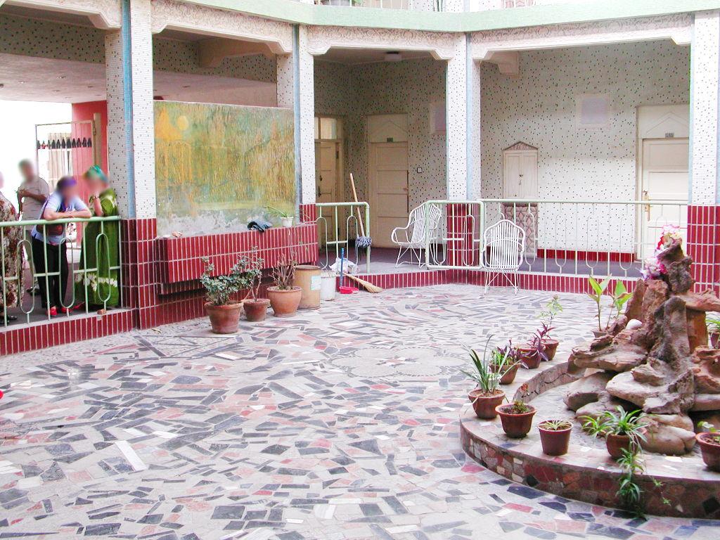 シルクロード一人旅「我的長征2006」その8・カシュガル・老城を歩く-0803