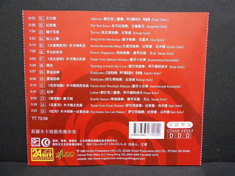 シルクロード一人旅「我的長征2006」その10・カシュガル・老城探検-1010