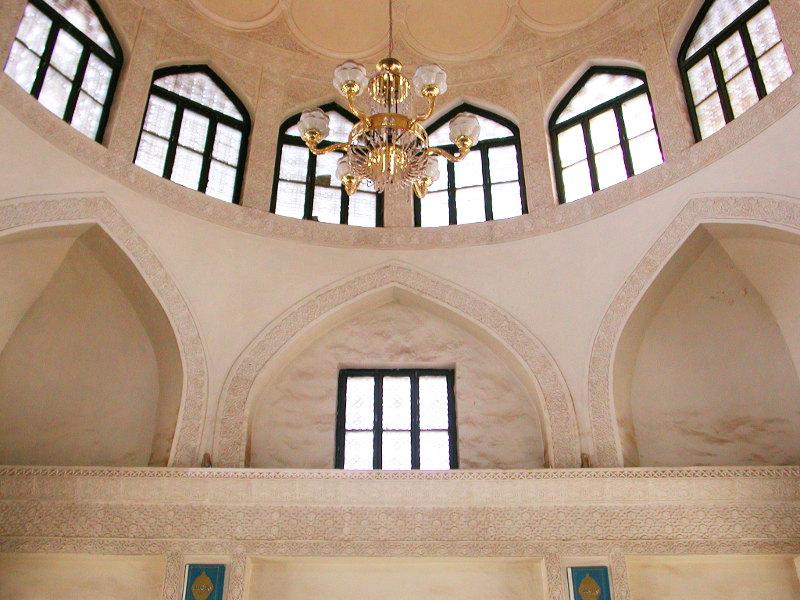 シルクロード一人旅「我的長征2006」その11・カシュガル・ユスフ-ハズ-ジャジェブ墓-1118