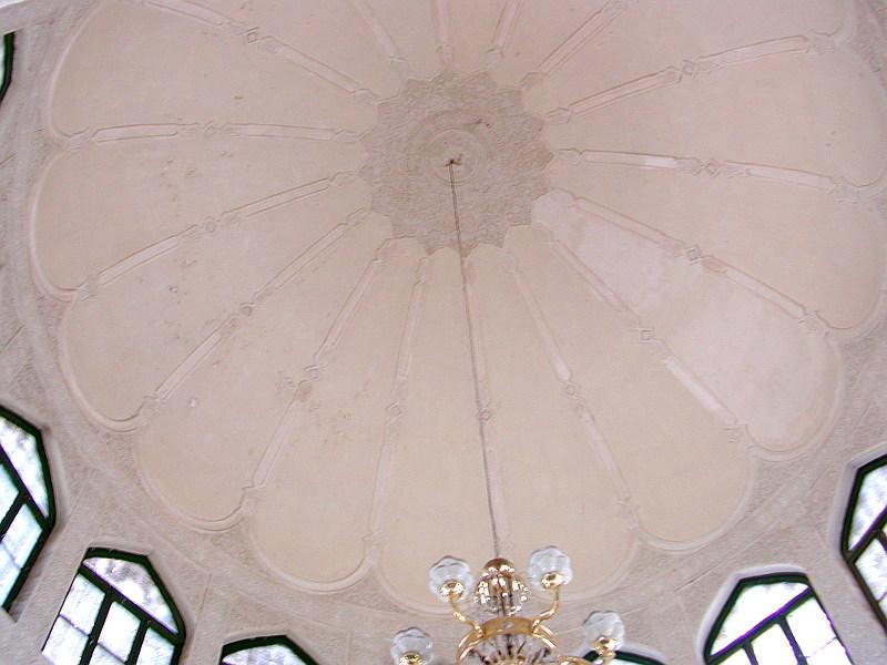 シルクロード一人旅「我的長征2006」その11・カシュガル・ユスフ-ハズ-ジャジェブ墓-1119