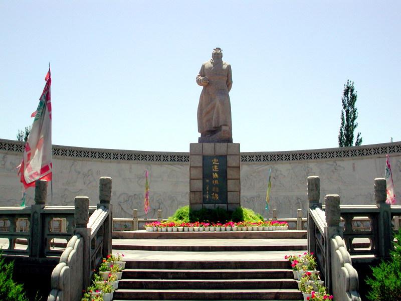 シルクロード一人旅「我的長征2006」その12・カシュガル・盤槖城-1213