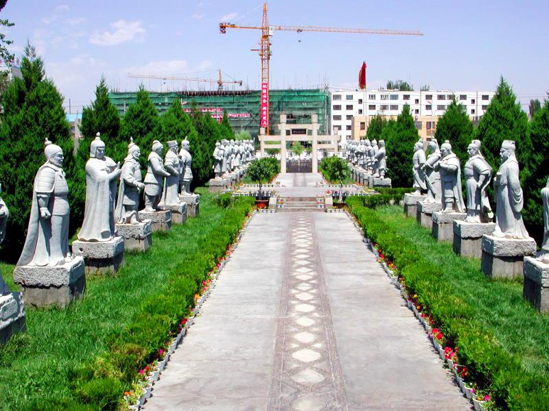 シルクロード一人旅「我的長征2006」その12・カシュガル・盤槖城-1218