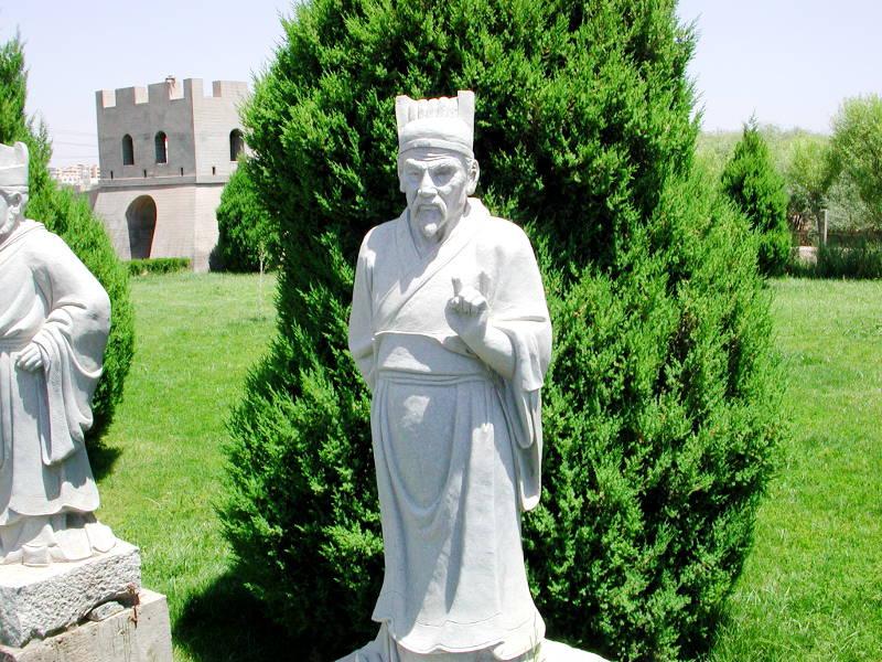シルクロード一人旅「我的長征2006」その12・カシュガル・盤槖城-1221
