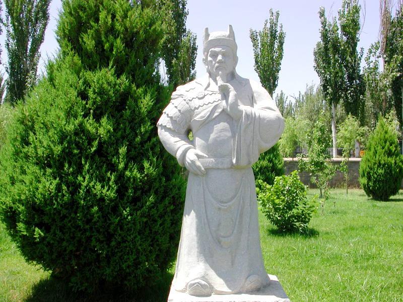 シルクロード一人旅「我的長征2006」その12・カシュガル・盤槖城-1223