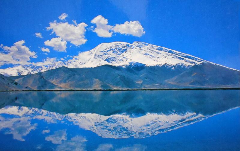 シルクロード一人旅「我的長征2006」その15・カシュガル・カラクリ湖への道-1501