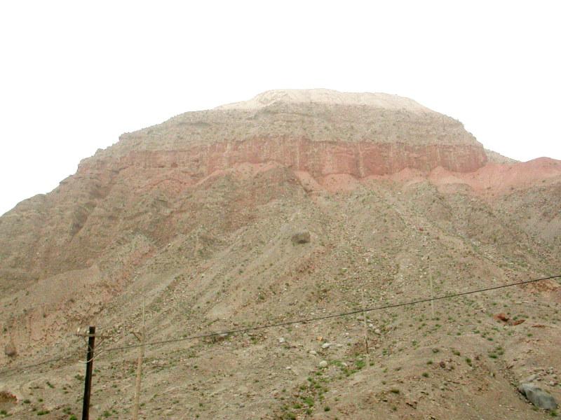 シルクロード一人旅「我的長征2006」その15・カシュガル・カラクリ湖への道-1519