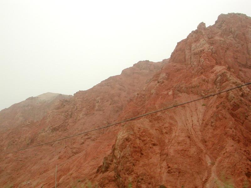 シルクロード一人旅「我的長征2006」その15・カシュガル・カラクリ湖への道-1520
