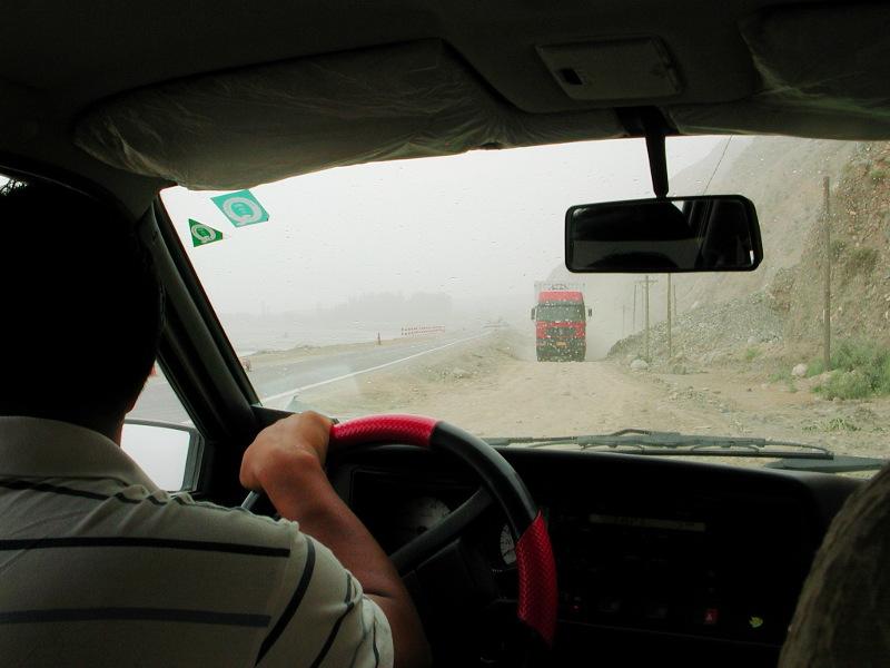 シルクロード一人旅「我的長征2006」その15・カシュガル・カラクリ湖への道-1522